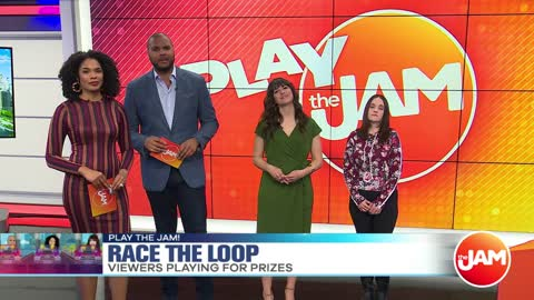 Play the Jam: Race the Loop with Colleen