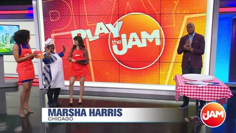 "Play the Jam: ""Flap Jack Stack"" with Marsha"