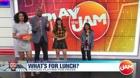 "Play the Jam: ""What's for Lunch?"" with Mary"