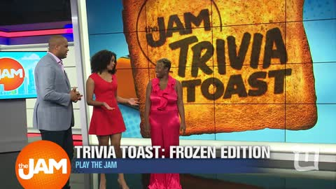 Play the Jam: Trivia Toast with Necia