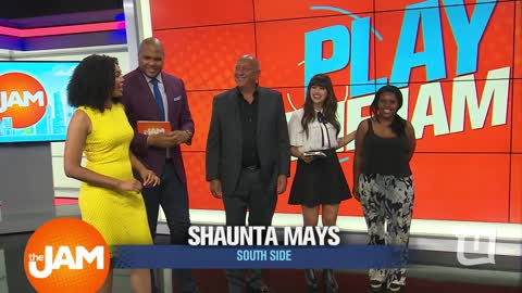 Play the Jam: Trivia Toast with Shaunta