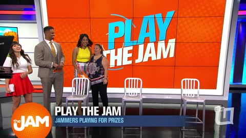 Play the Jam: Hot Seat with Samantha Montilla