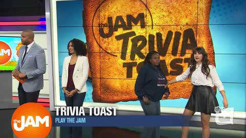 Play the Jam: Trivia Toast with Delma Warmack