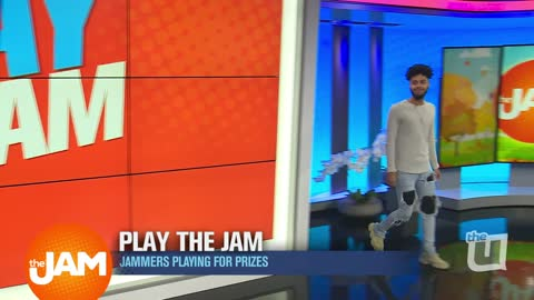 Play the Jam:  Trivia Toast with Angel Santos