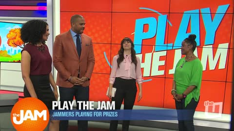 Play the Jam:  Dance Til You Drop with Lisa Floyd