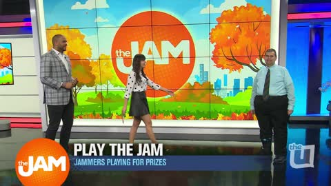 Play the Jam:  Trivia Toast with Miguel Fernandez