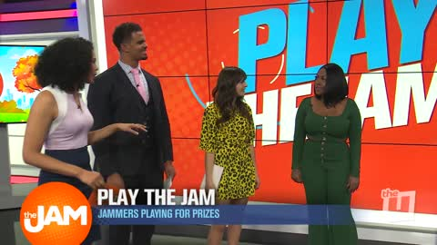 Play the Jam: Trivia Toast with Latisha Calhoun