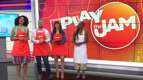Play the Jam: Flapjack Stack with Kia