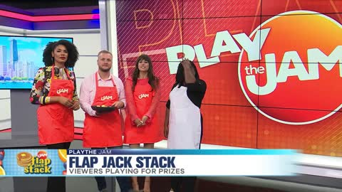 Play the Jam: Flapjack Stack with Lafella