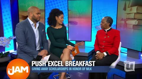 PUSH Excel Breakfast