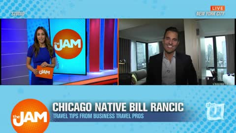 Bill Rancic Talks Travel Tips