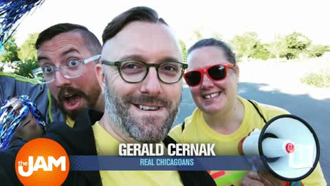 Real Chicagoans: Gerald Cernak Volunteers for 27 Causes