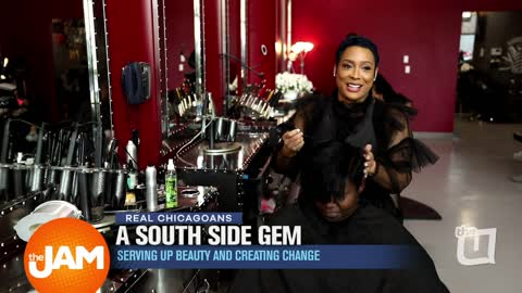 Real Chicagoans | Local Salon Owner Changing Lives