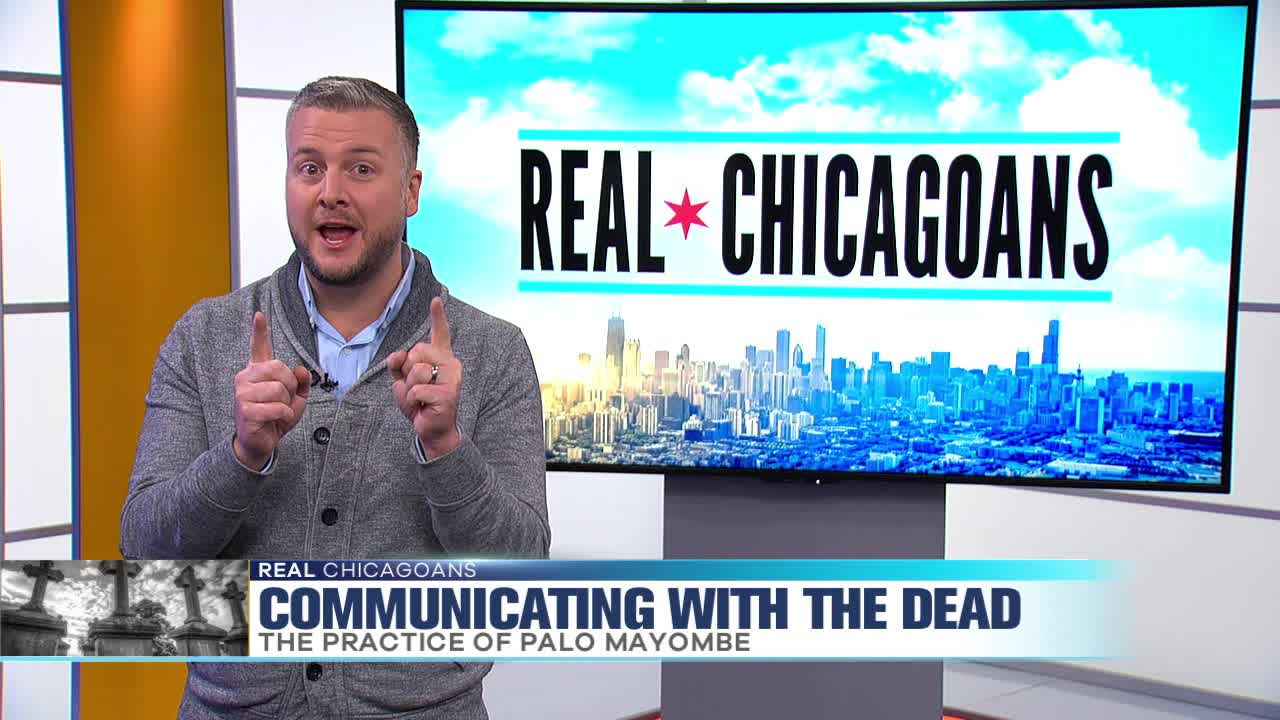 Real Chicagoans | Communicating with the Dead