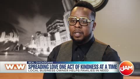 Real Chicagoans | Spreading Love One Act of Kindness at a Time