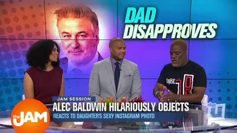 Rhymefest Chats Alec Baldwin's Disapproval of Daughter