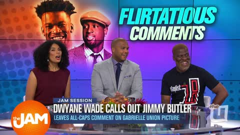 Rhymefest Talks Dwayne Wade-Jimmy Butler Feud