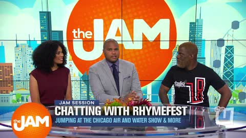 Rhymefest Talks O'hare Protest