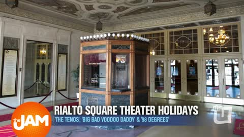 Rialto Square Theater Holidays