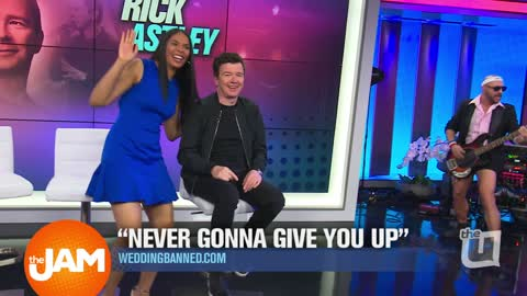 Chatting with Rick Astley About the 'Rickroll' Phenomenon