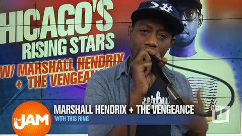 Chicago's Rising Star: Marshall Hendrix + Vengeance