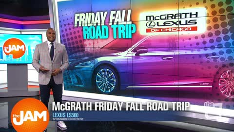 McGrath Friday Fall Road Trip