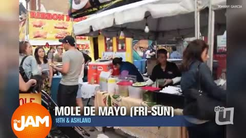 Mole de Mayo and Belmont-Sheffield Fest this Weekend