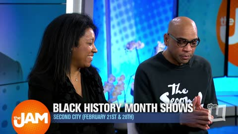 Second City Paying Tribute with Black History Month Shows in Chicago