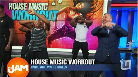 House Music Workout with Siddiqu from Chicago Fit for Life
