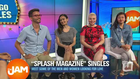 Looking for Love with Splash Magazine