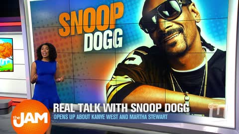 Getting Candid with Snoop Dogg