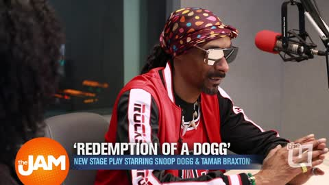 Snoop Dogg Talks 'Redemption of a Dogg'