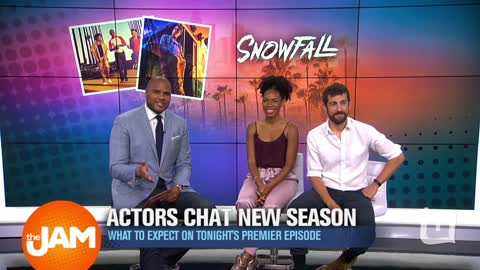 'Snowfall' Actors Chat New Season