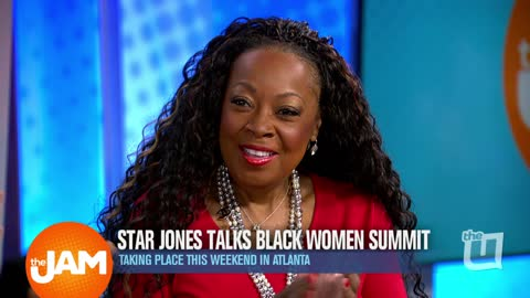 Star Jones Talks Female Empowerment and Black Women Summit This Weekend in Atlanta