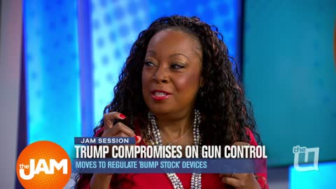 Star Jones Discussing Gun Control, Viral Video of Man Dissembling Gun, and NRA Spending