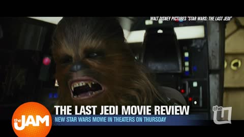 Chicago Tribune Movie Critic, Michael Phillips, Reviews Star Wars: The Last Jedi
