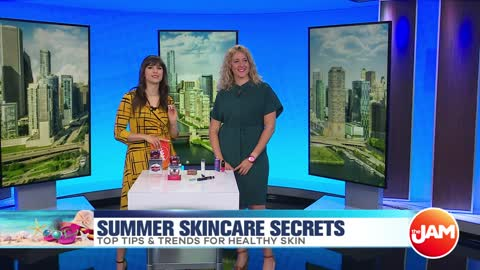 Summer Skincare Secrets