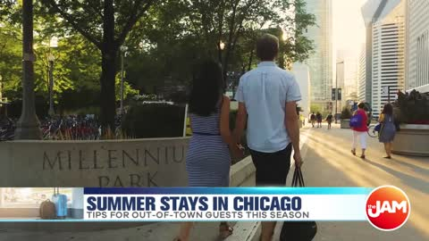 Summer Stays in Chicago