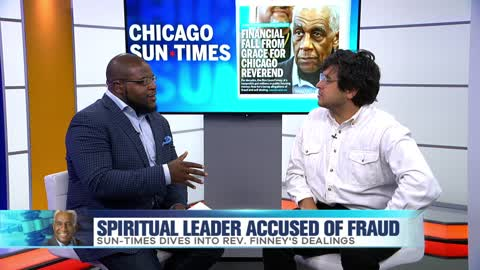 South Side Spiritual Leader Accused of Fraud