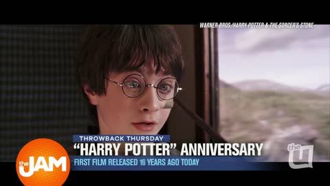 Throwback Thursday: 'Harry Potter and the Sorcerer's Stone' Movie Debut