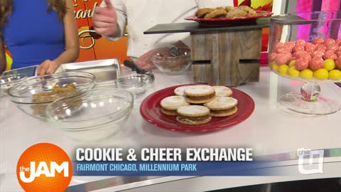 Making Cookies and Talking Cookie & Cheer Exchange with Chef Sean Curry