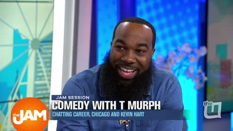 T Murph Chats Comedy and Kevin Hart