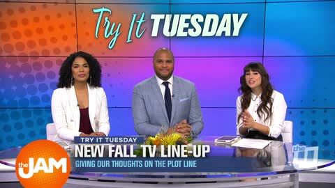 Try It Tuesday | TV Shows