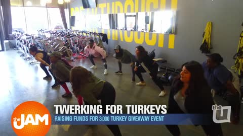 Twerking for Turkeys