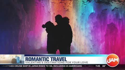 Romantic Travel with The Travel Mom