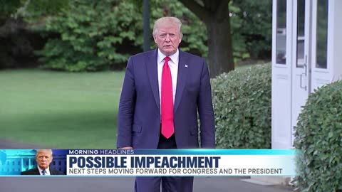 Possible Impeachment: Next Steps for Congress
