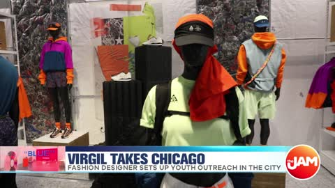 Virgil Abloh Takes Over Chicago