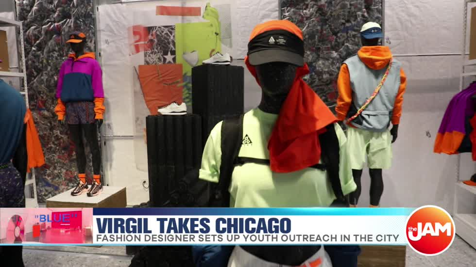 Virgil Abloh Takes Over Chicago | Chicago Informer