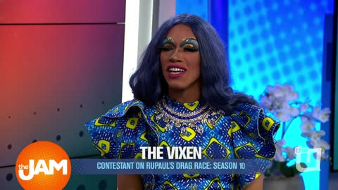 The Vixen Talks Chicago and Competing on 'RuPaul's Drag Race'
