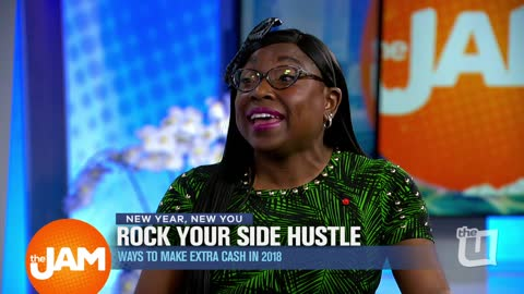 Rock Your Side Hustle: Ways to make Extra Cash in 2018